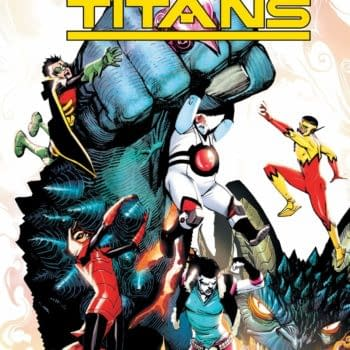 DC Comics Cancel Orders For Teen Titans and Swamp Thing Collections