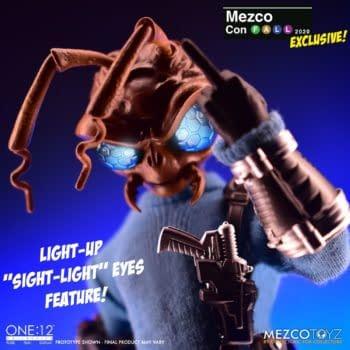 Hazard Squad Gomez Reports for Duty as Mezco Toyz Exclusive