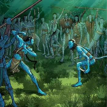 James Cameron to Inflict More Avatar Comics on Dark Horse Readers