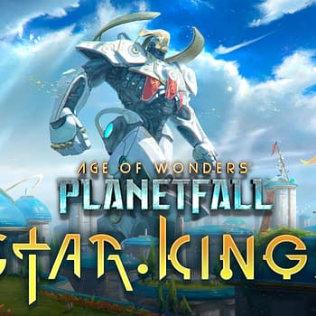 Age Of Wonders: Planetfall Reveals Latest Expansion Star Kings