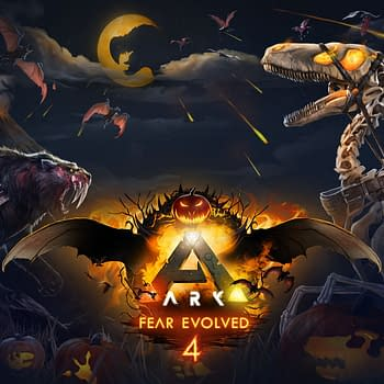 ARK: Survival Evolved Launches Their Fourth Fear Evolved Event