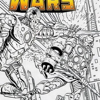 Obscure Comics: Secret Wars Armor Wars #1/2