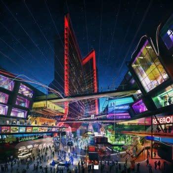 Atari Shows Off New Images Of Proposed Las Vegas Atari Hotel