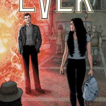 Terry Moore Will Host Previews for New Graphic Novel Ever on Monday