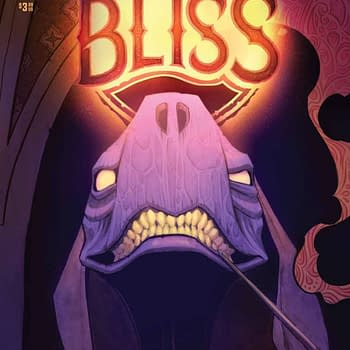 Bliss #3 Review: Comics That Cannot Be Contained