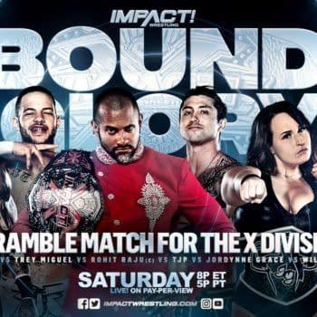 Impact Bound for Glory Recap - Match 1
