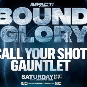 Impact Bound for Glory Recap - James Storm, More Return for Gauntlet