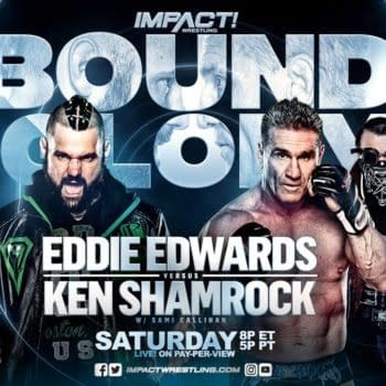Impact Bound for Glory Recap - Old Man Shamrock Fights Again