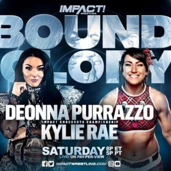 Impact Bound for Glory Recap - Match 6