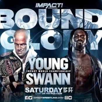 Impact Bound for Glory Recap - Match 7