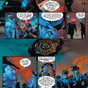 James Tynion IV Confirms He Was Going To Leave With Batman #100