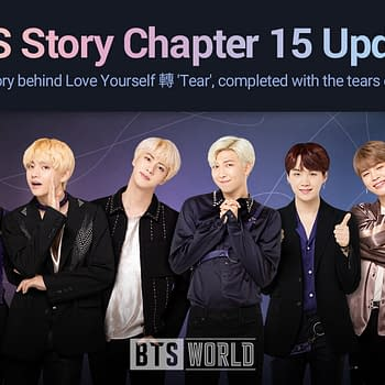 BTS World Received A New October Update From Netmarble
