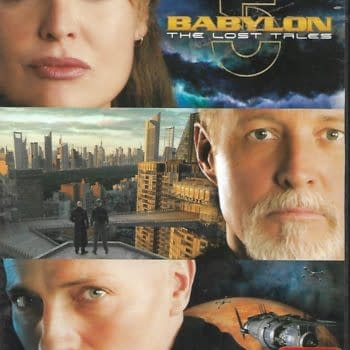 Babylon 5 The Lost Tales DVD Cover