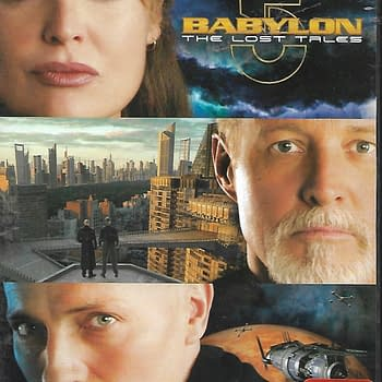 Obscure Comics: Babylon 5 The Lost Tales Comic #1