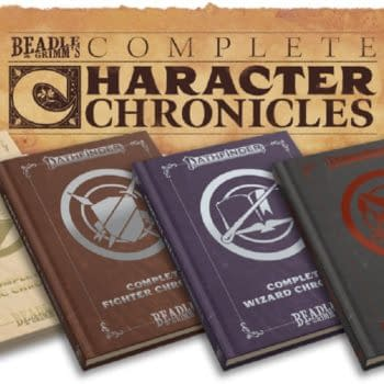 Beadle & Grimm's First Kickstarter Funded In 12 Minutes For Pathfinder