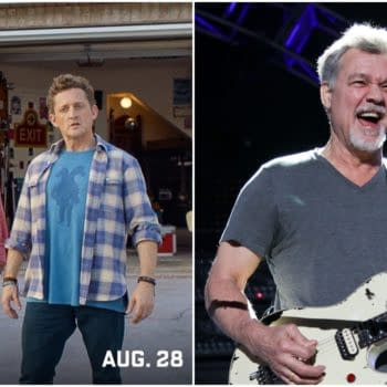 Bill & Ted: How Face the Music Can Come Full Circle in Eddie Van Halen