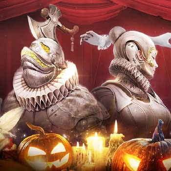 Pearl Abyss Shows Off The Halloween Event For Black Desert