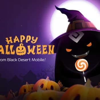 Black Desert Mobile Celebrates Halloween With Its Own Event