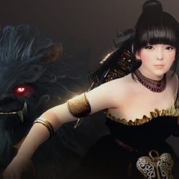 pearl Abyss Adds The Tamer Class To Black Desert Mobile