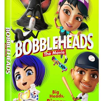 Bobbleheads The Movie Debuts On December 8th Yes Its Real