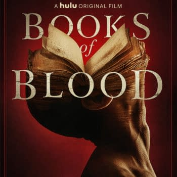 Books of Blood is Surprisingly, Disappointingly Mild