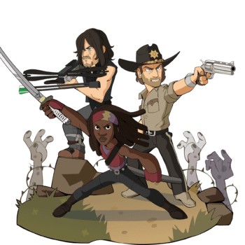 Several The Walking Dead Fan-Favorite Characters Join Brawlhalla