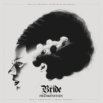 Bride Of Frankenstein Vinyl Figure Debut From Waxwork Records