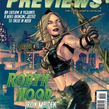 Zenescope Gets Its First Previews Cover - Alongside Harry Potter