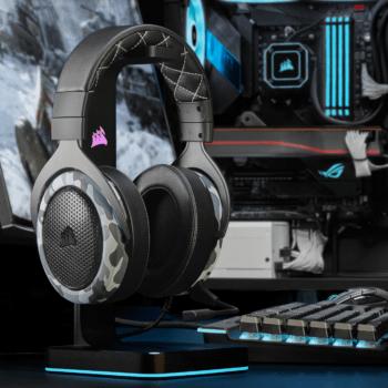 CORSAIR Reveals The HS60 HAPTIC Gaming Headset
