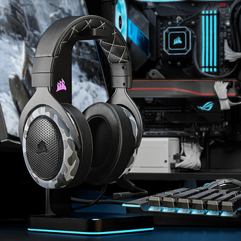 CORSAIR Reveals The HS60 Haptic Gaming Headset
