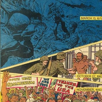 Justifying the 1983 Invasion of Grenada With Comics for Kids