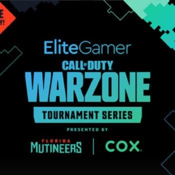 Cox & Florida Mutineers Announce Call Of Duty: Warzone Tournament