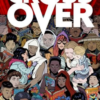 Tradd Moore and Ryan Ottley's Crossover #1 Covers, Leaked