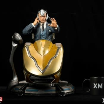 X-Men Professor X Gets His Own Statue With XM Studios