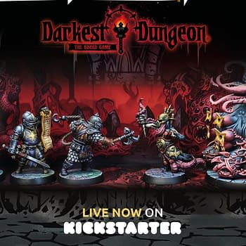 Darkest Dungeon Kickstarter Live Exceeds Goal Nearly $1M Already