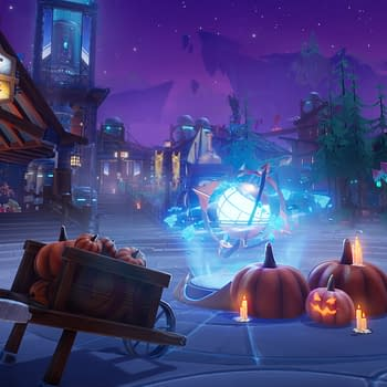 The Dauntless Dark Harvest Event Returns On October 26th