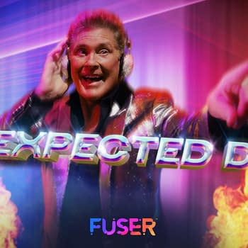 David Hasselhoff Drops In On The Latest Fuser Trailer