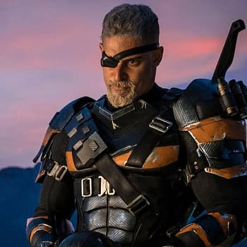 Zack Snyders Justice League Adds Joe Manganiellos Deathstroke