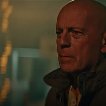 Die Hard Reunion Stars Bruce Willis as John McLane in Auto Parts Ad