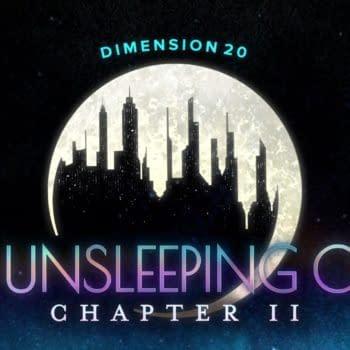 Dimension 20 Announces The Unsleeping City Season Two