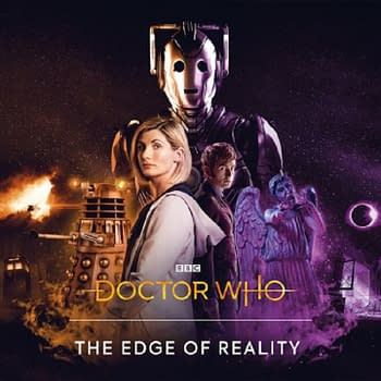 Doctor Who Announces Two New Games Coming Spring 2021