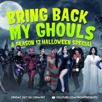 Bring Back My Ghouls, Drag Race Gets Spooky Special (Image: WOW Presents)