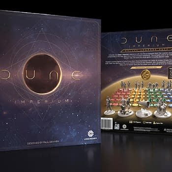 Dire Wolf Digital Announces Dune Imperium Up For Pre-Order
