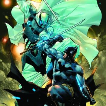 Will Ghost-Maker Deal With Problems Batman Won't? Batman #100…