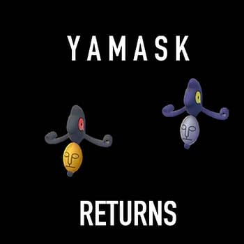 Yamask Has Returned For Octobers Events In Pokémon GO