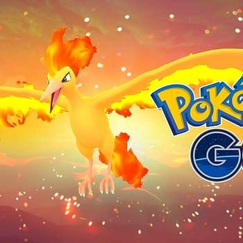 Moltres Raid Hour: The Legendary Birds Leave Pokémon GO