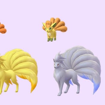 Shiny Vulpix and Ninetails Are Live In Pokémon GO
