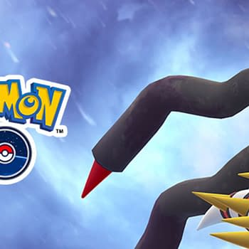 Giratina Origin Raid Hour is Tonight in Pokémon GO