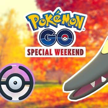 Pokémon GO Grubhub Weekend Coming To United States
