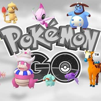 Generation Two Shiny Pokémon That Arent Released In Pokémon GO